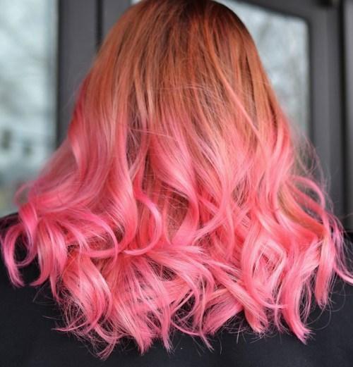 6 Colombre-Kombinationen, die den Haartrends einen Hauch von Farbe verleihen
