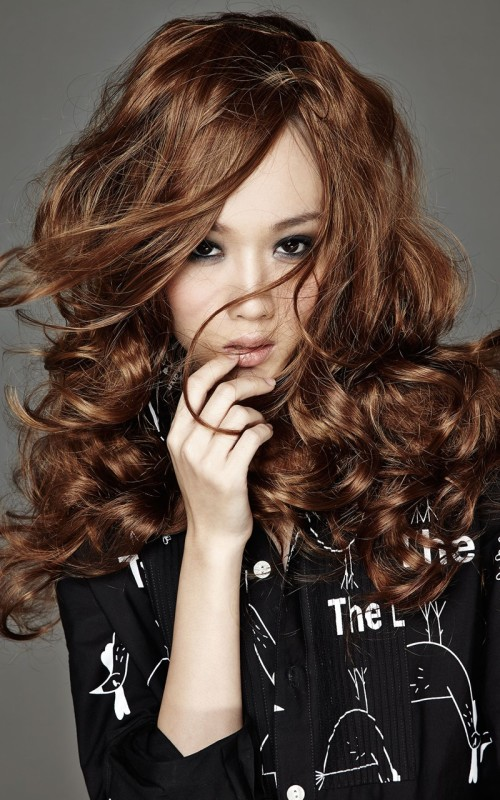 Neu Trendy Braunes Haar Farben