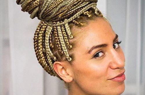 50 Exquisite Box Braids Frisuren, die wirklich beeindrucken