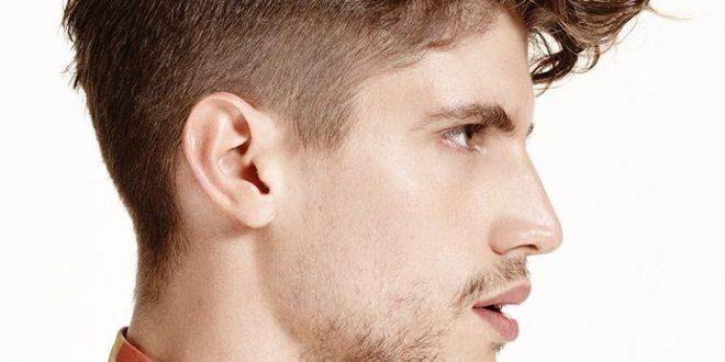 10 Exceptional Curly Hair Undercut Ideen für Männer, das Limelight zu fangen