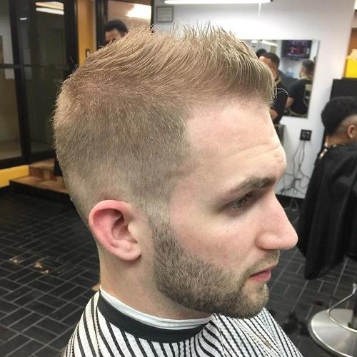 50 Stilvolle Frisuren Für Männer Mit Dünnem Haar Beste Frisuren
