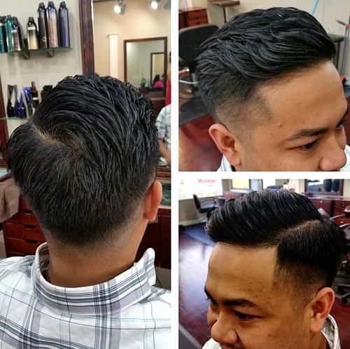 40 brandneue asiatische Männer Frisuren