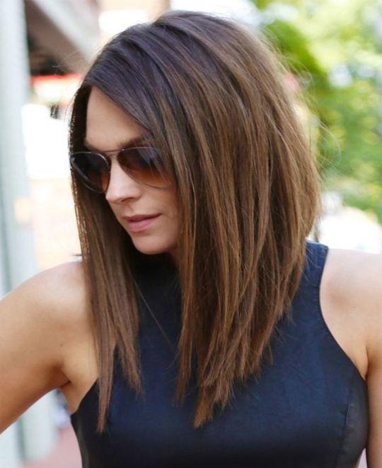 22 fabelhafte Schulterlänge Haarschnitte für Frauen