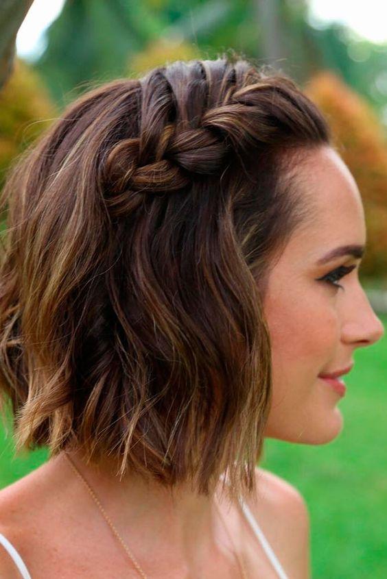 31 süße und elegante geflochtene Frisuren für Frauen