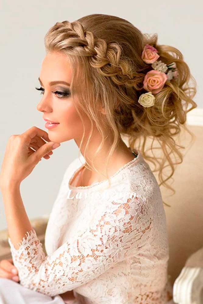 FRISUREN LANGE HAARE 15 Prom Updos für lange Haare Frauen