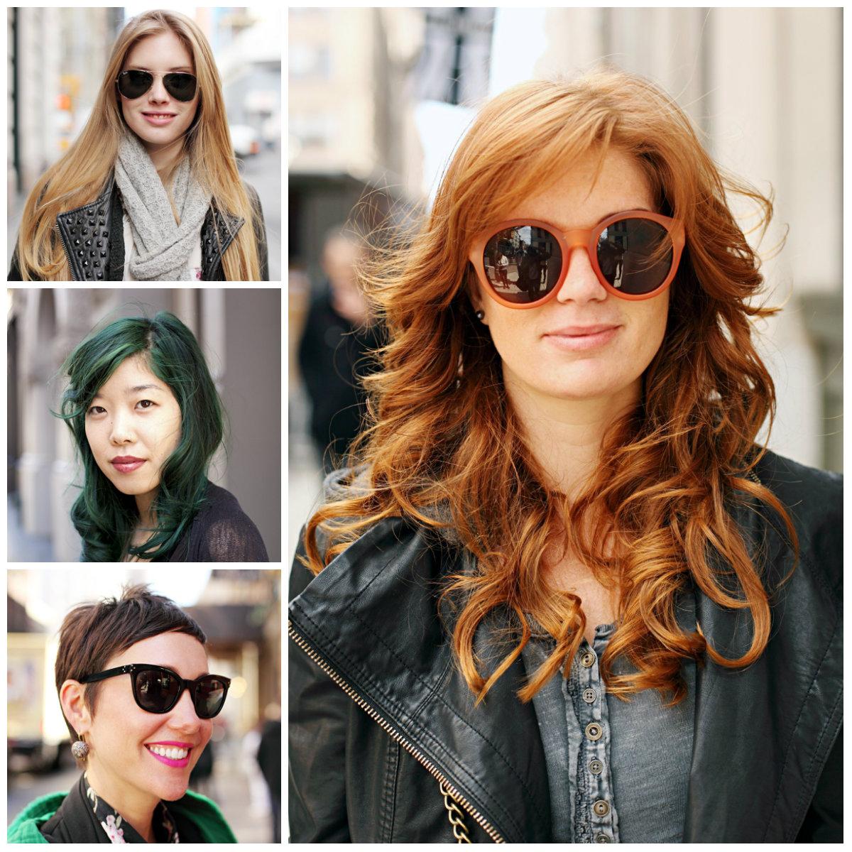 Street Style: Trendige Frisuren für Beste Frisur
