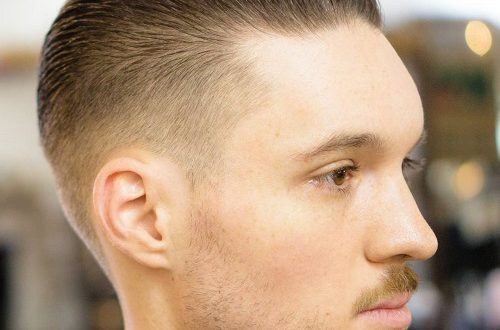 20 trendige Slicked Back Frisuren