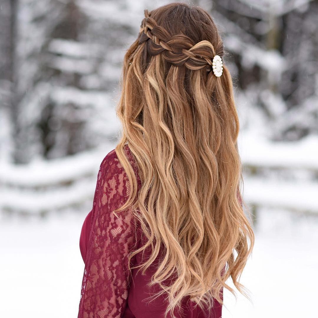 20 charmante und sexy Valentinstag Frisuren