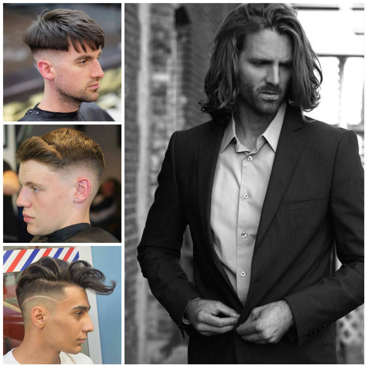 5 gehobene Frisuren für Männer Beste Frisur