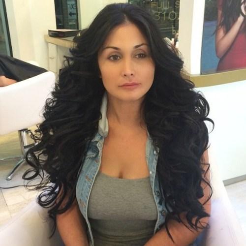 20 lange Frisuren, die Sie Ihr Haar lassen wollen