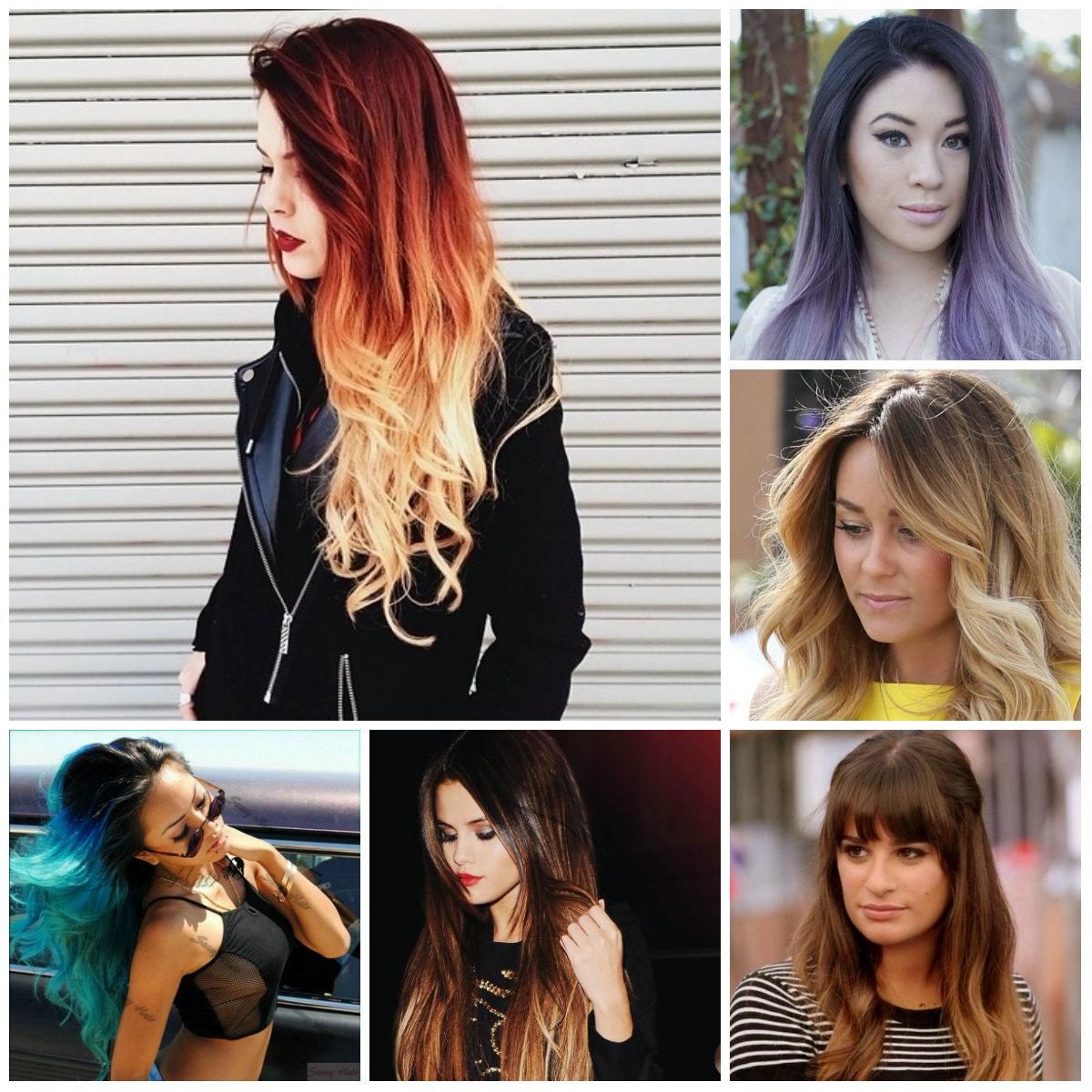Beste Ombre Haarfarbe Ideen im Jahr Neu zu versuchen