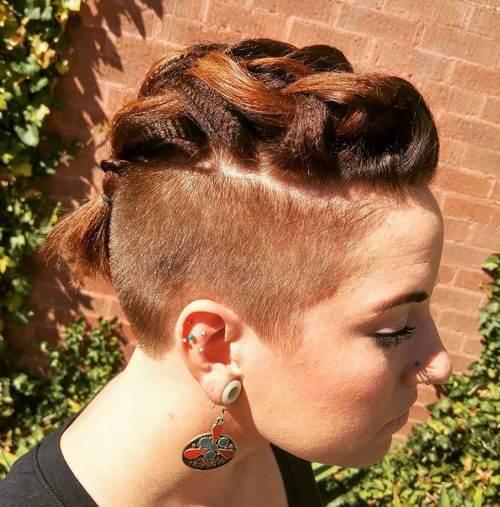 Top 40 heißeste sehr kurze Frisuren für Frauen