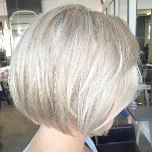 40 Banging Blonde Bob und Blonde Lob Frisuren