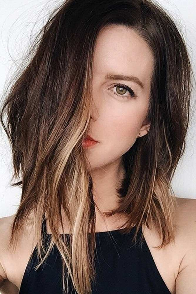 15 Eye Catching Asymmetrische Bob Frisuren für Frauen
