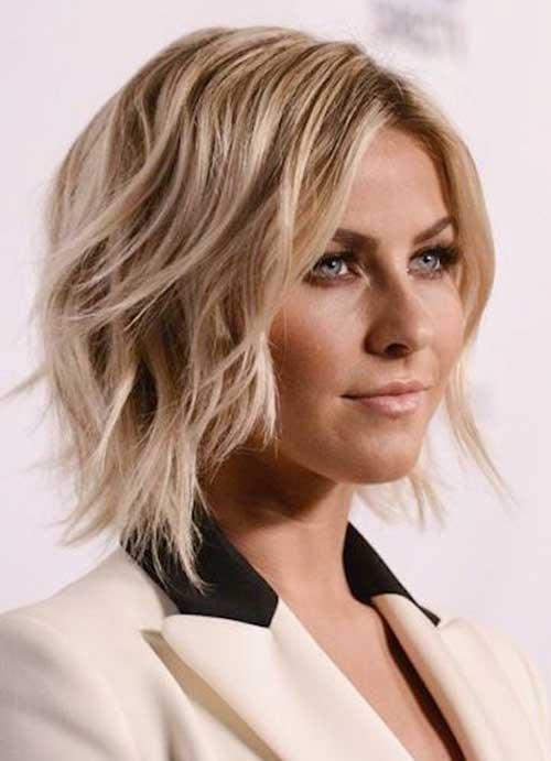 22 stilvolle und perfekte Layered Bob Frisuren für Frauen