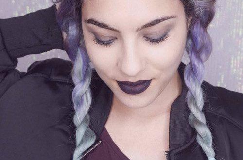 Multi-Getönte Haarfarbe Ideen im Jahr Neu zu versuchen