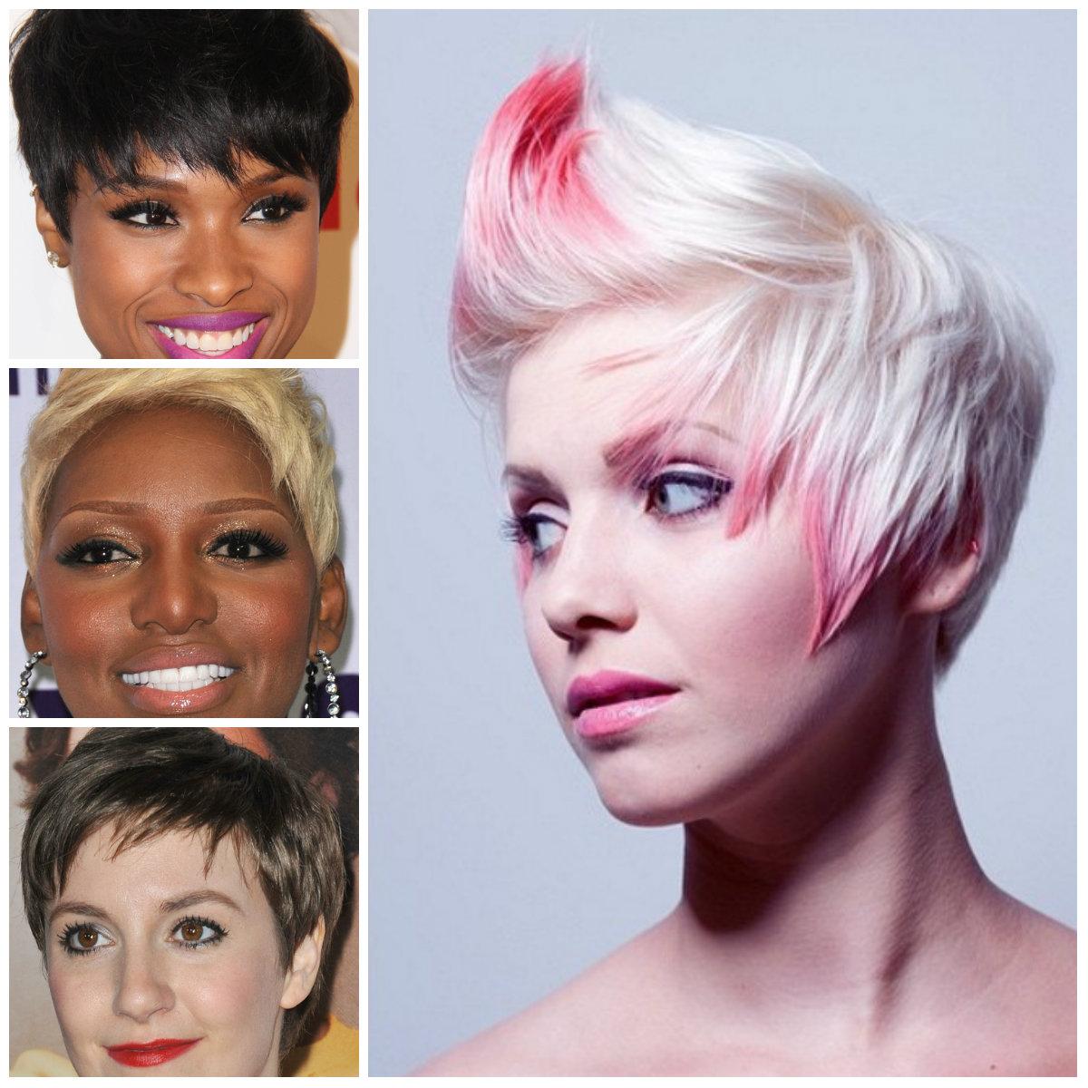 Short Spiky Frisuren für Frauen