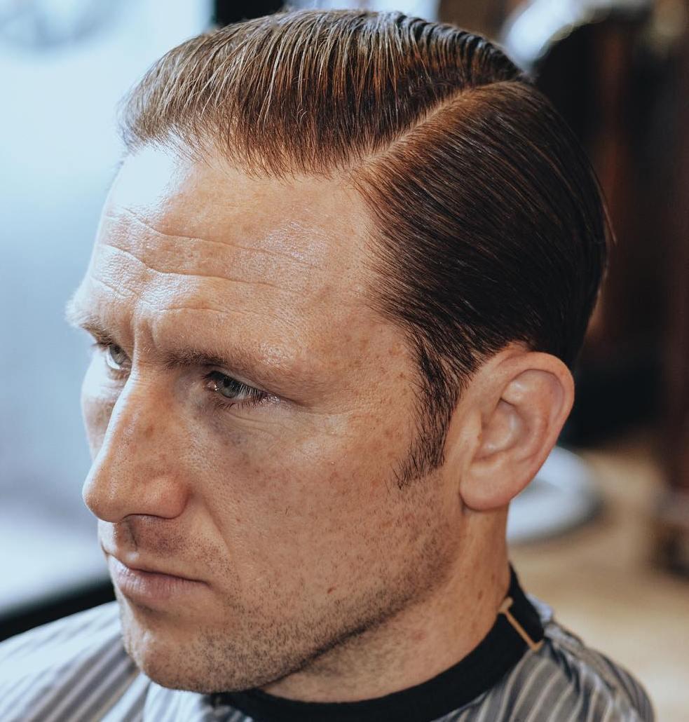 15 Frisuren für Männer mit dünnem Haar, um Smart zu schauen