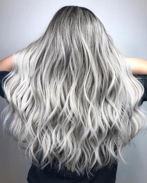 45 Shades of Grey: Silber und Weiß Highlights für die ewige Jugend