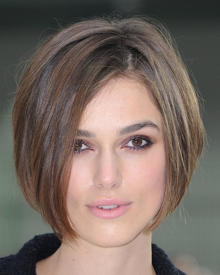 40 heißeste und fantastische Frisuren für ovale Gesichter