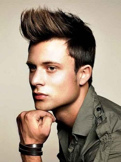 10+ Hot Spiky Frisuren für Männer, um mehr modisch zu bekommen