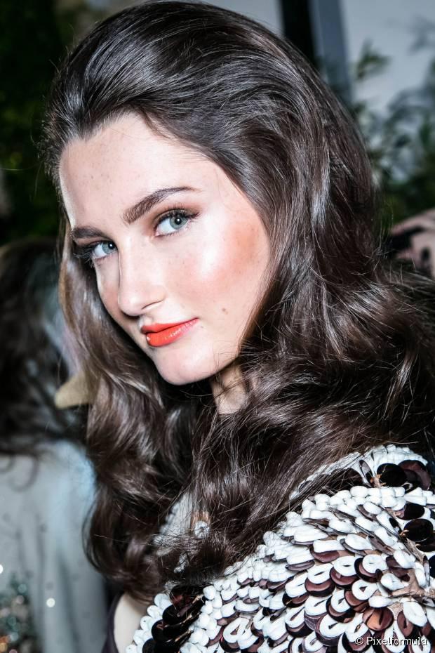 Die besten Frisuren der Frauen bei der London Fashion Week Frühjahr / Sommer Neu so weit