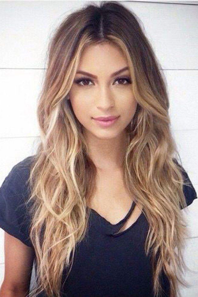 25 schönsten Frisuren für langes Haar