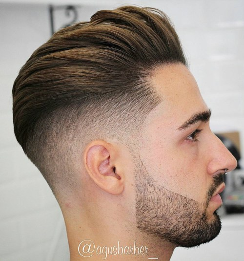 40 Totally Rad Pompadour Frisuren