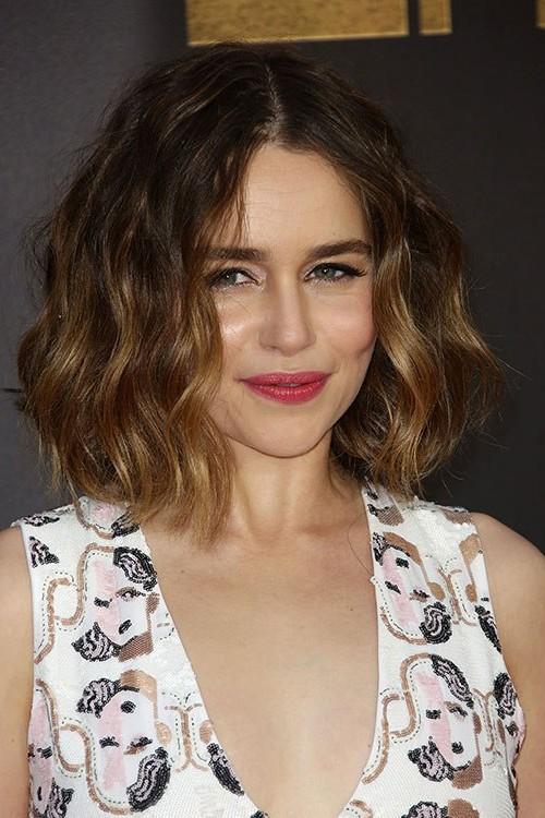 Wellenförmige Frisur Ideen von Neu MTV Movie Awards