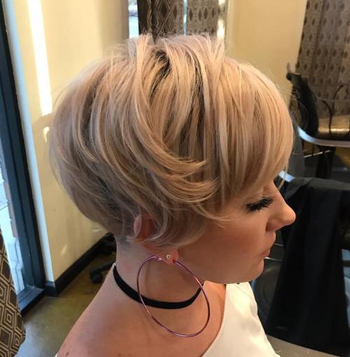 60 vorteilhaftsten Haarschnitte für dickes Haar jeder Länge