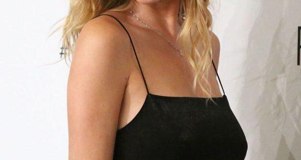 Supermodel Haar leicht gemacht: Doutzen Kroes 'zerzauste Wellen