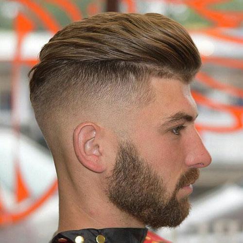 35 beliebte Frisuren für Männer 2018