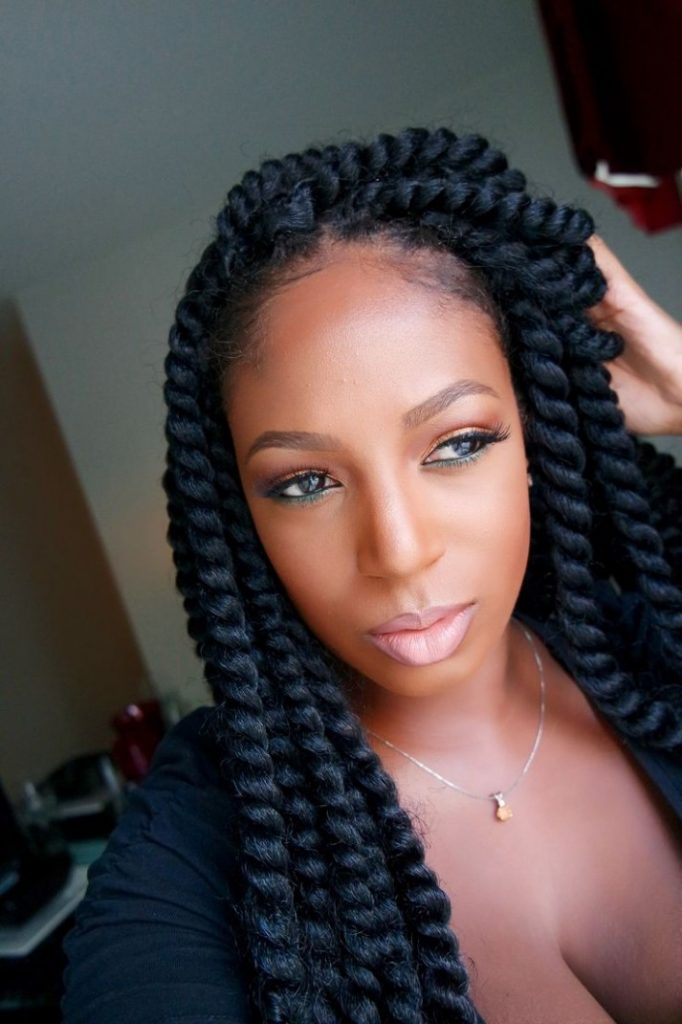 21 Crochet Braids Frisuren für schillernde Look