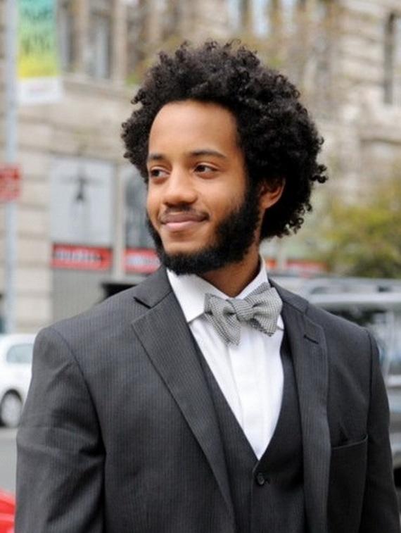 14 vereinfachte Haarschnitte für schwarze Männer [2018]