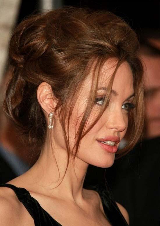 30 Medium Hochsteckfrisuren für Frauen, um atemberaubend aussehen