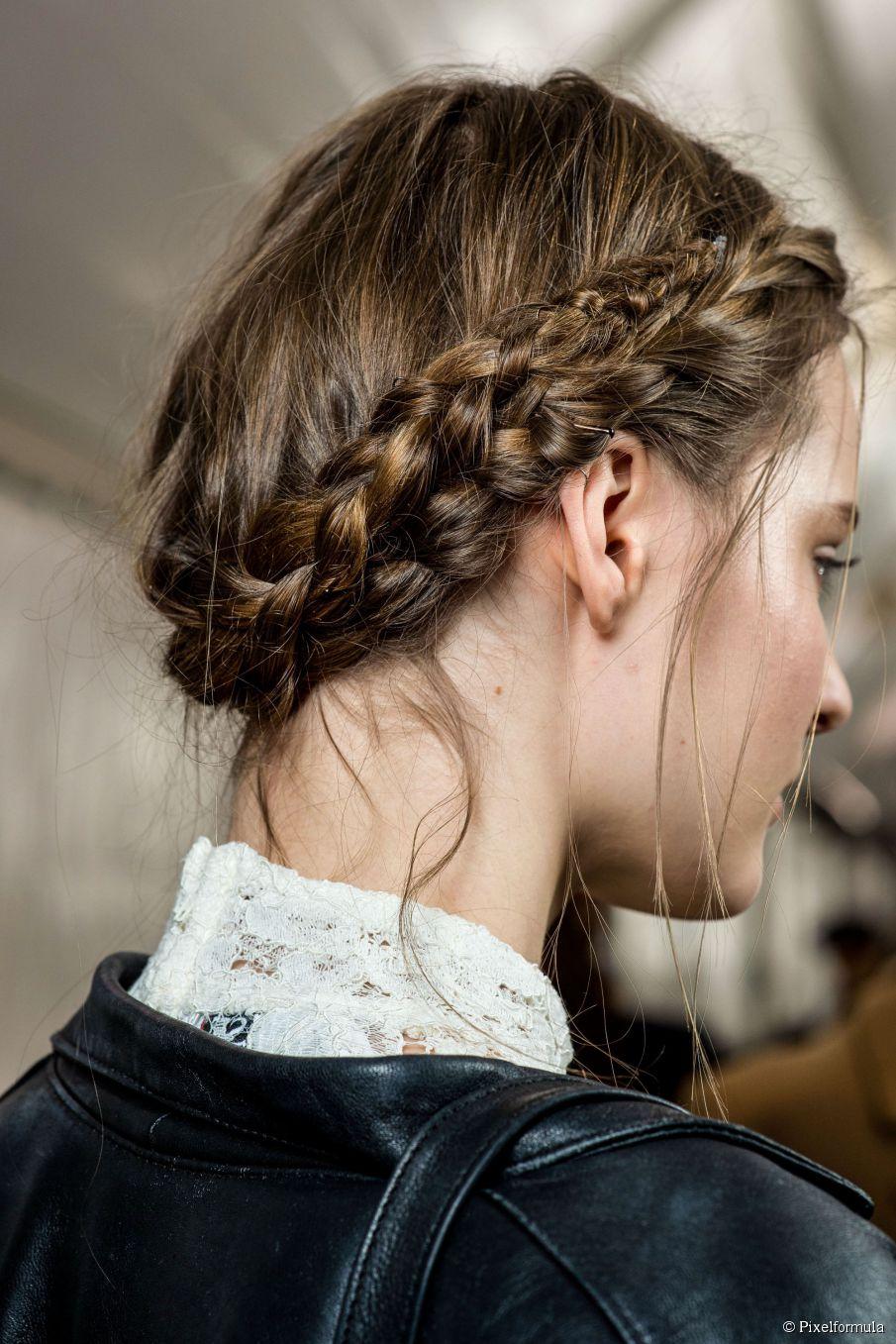 Valentinstag Frisuren: Hochsteckfrisur