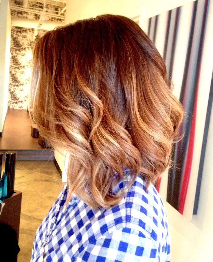7 atemberaubende kurze Balayage Haar für Frauen mit Geschmack