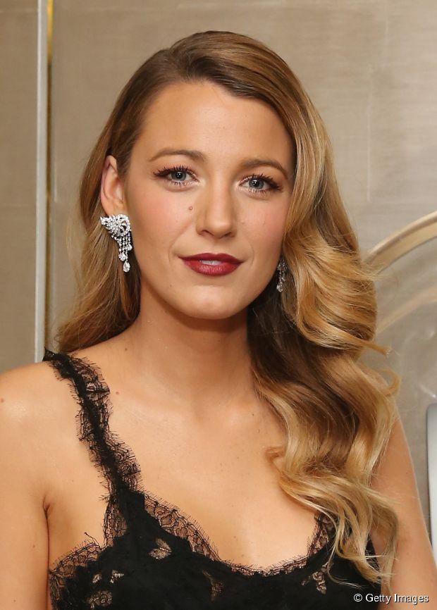 Blake Lively's 3 besten welligen Frisuren (bis jetzt!)