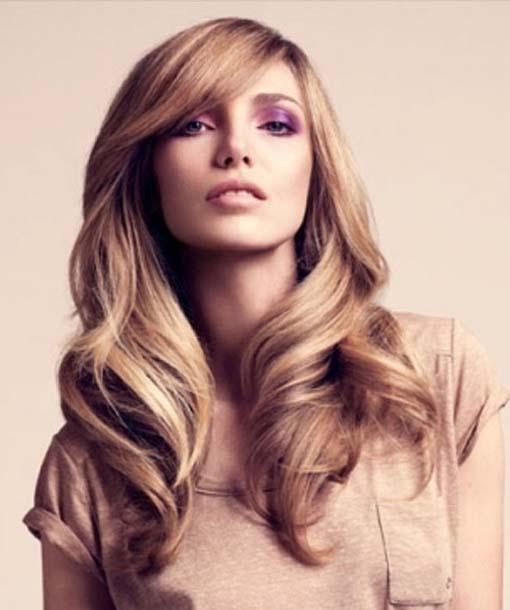 21 schönsten welligen Frisuren für Frauen