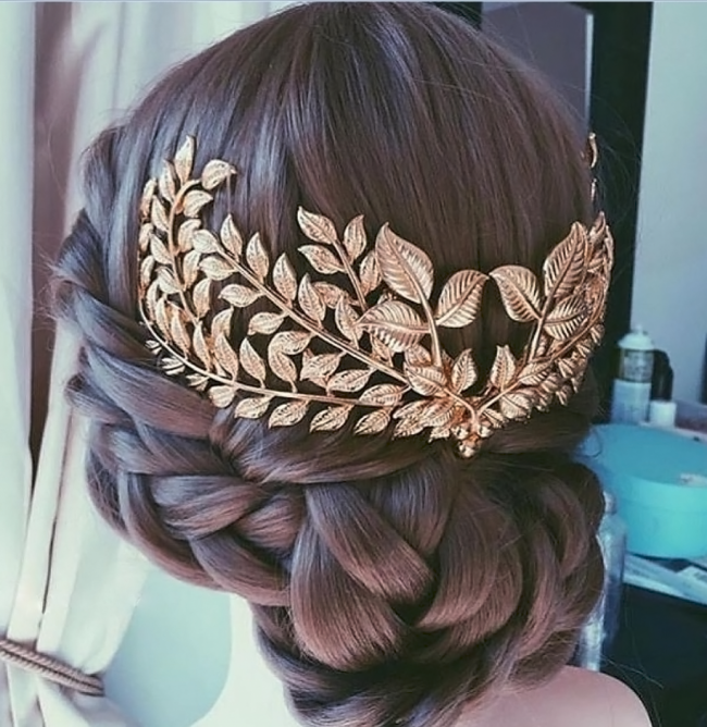 Formal Updo Frisuren