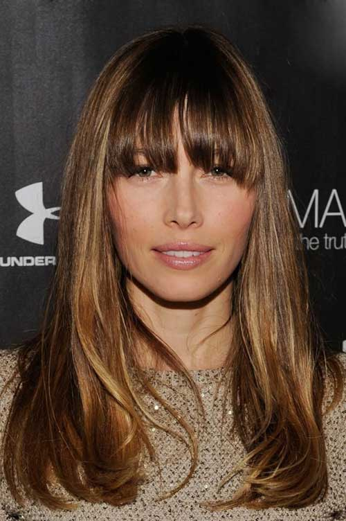 30 lange Frisuren für Frauen über 50 - Look Trendy und Modisch