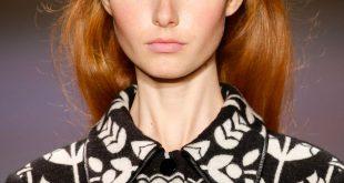 Lange + mittellange Frisuren: wie man einen Blowout ausstattet