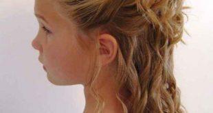 Kleines Mädchen Frisuren mit Stirnbänder - 7 süße Beispiele