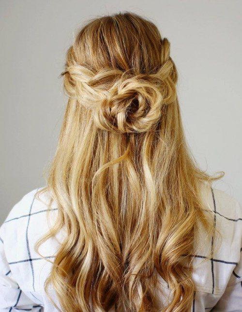 5 heißeste formale Frisuren für Frauen