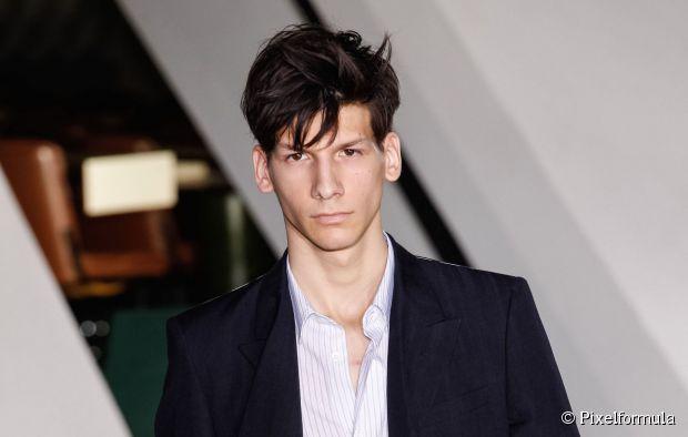 Subtil strukturierte Frisuren für Männer
