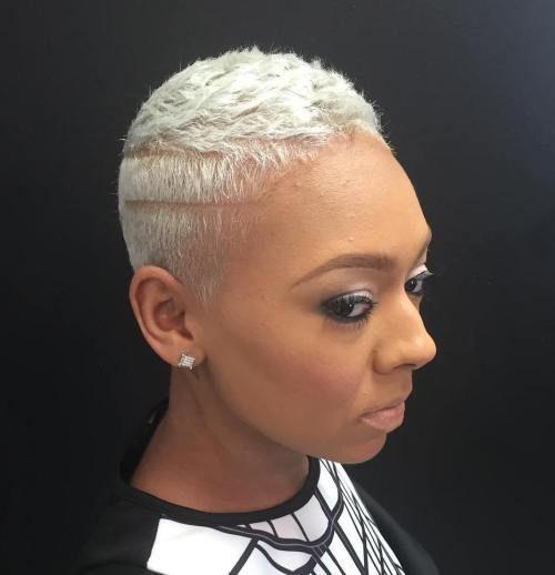 Teeny-Weeny Black Frisuren für Beste Frisur