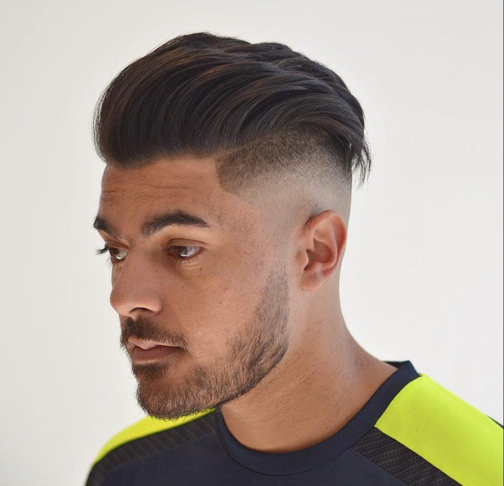 20 Arten von Fade Haircuts zu Stand Out Fett