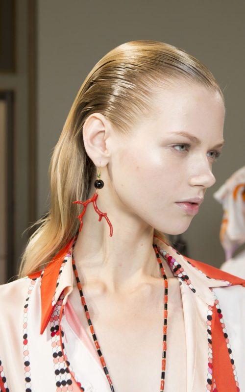 Die coolsten Frisur Trends von Catwalks