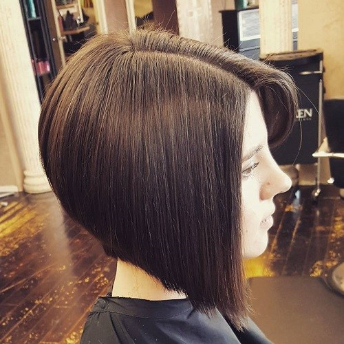 30 kurze gerade Frisuren und Haarschnitte für stilvolle Mädchen