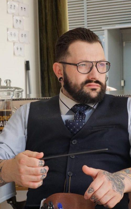Coole Nazi-Frisuren für Männer